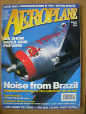 AEROPLANE MONTHLY MAGAZINE MARCH 2000