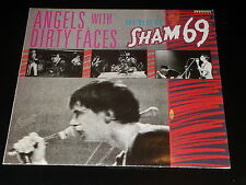 33 TOURS - SHAM 69 - ANGELS WITH DIRTY FACES - THE BEST OF - 1986 - PUNK OI