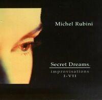 Michel Rubini | CD | Secret dreams (US)