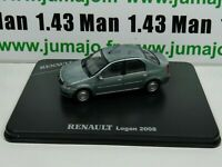 RE52G voiture 1/43 NOREV : RENAULT LOGAN 2008