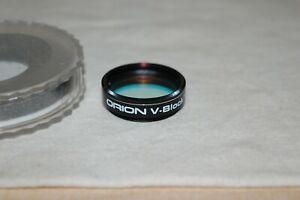 """1.25"""" Orion V-Block Anti-Fringe Eyepiece Filter - Excellent !!!"""