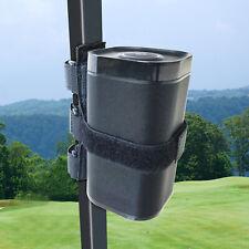 Speaker Mount Holder for Golf Cart Railing Cross Bar Adjustable Strap