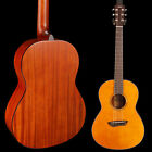Yamaha CSF1M VN Compact Parlor Guitar, Vintage Natural 354 3lbs 8oz