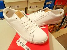 NEW Rare Puma X Undefeated Clyde Luxe LEATHER WHITE UNDFTD 353414 01 SZ 13 MENS