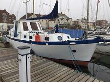 GRP Motor sailer