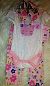 Cutie Pie Infant Girls 3 Piece Pant Set. Size 3,6 Months, NWT
