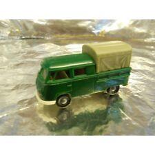 ** Brekina 32800 VW T2 Van with Canopy Green 1:87 HO Scale