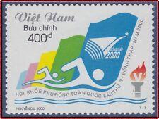 VIETNAM N°1906** Sports, Jeux Nationaux, 2000 Vietnam 2978 MNH