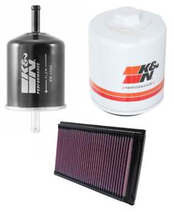 K&N FILTER SERVICE KIT FOR HOLDEN STATESMAN VQ VR VS 304 5.0L V8