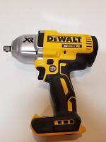 """Dewalt DCF899B 20v MAX* XR Brushless 1/2"""" Impact Wrench, (Bare tool)"""