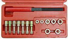 Tool Hub 6709 Thread Repair Restoration File Set Metric 15 Piece Filing