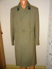 USSR Soviet army military daily long coat  Signal Corps Major officer 198X