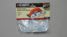 Roberts Carpet Tucker Wheels Set Of Three