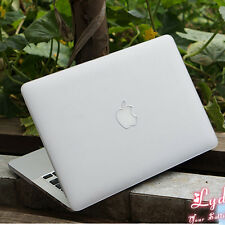 "Clear Matte Rubberized Hard Case Cover  For MacBook PRO 13"" A1425 A1502 Retina"