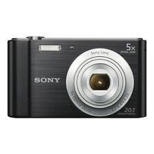 Sony Cyber-shot DSC-W800 20.1MP Digital Camera 5x Optical Zoom Black