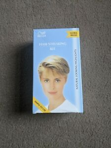 Wella Hair Streaking Kit - Natural Blonde