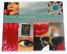 Tito Alcedo – Agüita Sala (2001) NEU !!! CD, Wordmusic, Spain-Folk