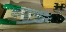 """Zurn PEX Crimping Crimp Tool Qcrt-4t Qcrt4t 3/4"""""""