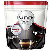 Kimbo Capsule Espresso Napoli Uno System - 96 Capsule
