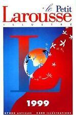 Petit Larousse Illustre 1999-French