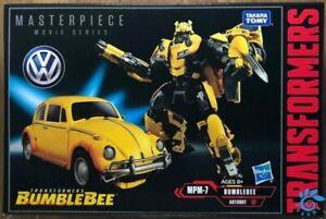 Hasbro Transformers Masterpiece Movie Series MPM 07 VW Beetle Bumblebee MISB