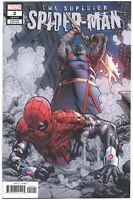 Superior Spider-Man 2 Marvel 2019 VF 1:25 Mike Hawthorne Variant
