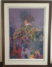 "LEROY NEIMAN "" TOREADOR "" SERIGRAPH SIGNED IN PENCIL+ ARTIST PROOF"