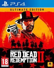 Juego Sony PS4 red Dead Redemption 2 Ultimate Pgk02-a0021558