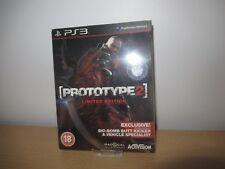 Prototype 2 Edición Limitada Playstation 3 (PAL PS3) Nuevo Sellado