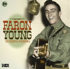 FARON YOUNG - ESSENTIAL RECORDINGS  2 CD NEU