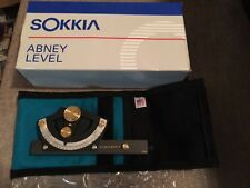Sokkia Topographic Abney Level No, 8047-45 - NEW IN BOX