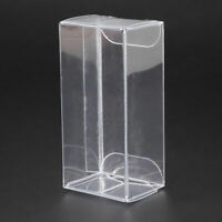 20PCS For 1:64 Model Car Toys Display Box Plastic Storage Holder Clear Case Accs