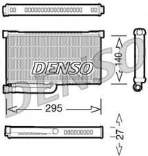 Wärmetauscher, Innenraumheizung für Heizung/Lüftung DENSO DRR02004