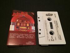 JUKE BOX JIVE AUSTRALIAN CASSETTE TAPE VARIOUS ARTISTS COMPILATION