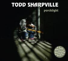 TODD SHARPVILLE - PORCHLIGHT [DIGIPAK] NEW CD
