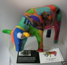 """""""COW! ON PARADE - BEARDEN BOVINE BY JIM HUNT""""  S47428  GIFT BOXED  MIB"""