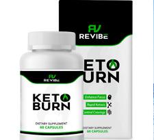 BEST Keto Burner BHB Salts Ketosis Focus Control Carb Cravings Diet Energy Boost