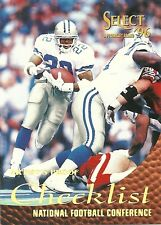 1996 Score Select - EMMITT SMITH - Artist Proof Parallel - COWBOYS