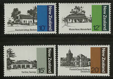 New Zealand   1979   Scott # 681-684   Mint Never Hinged Set