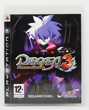 DISGAEA 3 ABSENCE OF JUSTICE - PLAYSTATION 3 PS3 PLAY STATION - PAL ESPAÑA