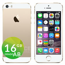 APPLE IPHONE 5S GOLD 16GB ORIGINALE ACCESSORI GARANZIA SPEDIZIONE GRATUITA