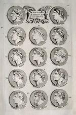 Numismatik Syrien Münzen Nicator Antiochus Soter König Dukaten Prägung Antike