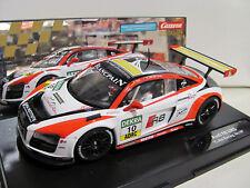 "Carrera Digital 124 Audi r8 LMS ""C. Abt Racing"" No. 10 -23808 article neuf avec neuf dans sa boîte"