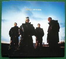 East 17 Let it Rain 4 Mixes CD Single