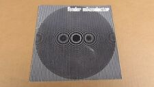 Vintage Fender Mikeselector Microphone Selector Catalog 1967