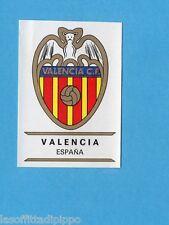 FOOTBALL CLUBS-PANINI 1975-Figurina n.109- VALENCIA  SPAGNA -SCUDETTO-Rec