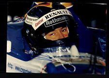 Heinz-Harald Frentzen Foto Original Signiert Formel 1 +G 18623
