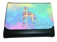 Whippet Purse pretty design Lurcher Whippet Wallet Birthday Mothers Day Gift