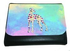 More details for whippet purse pretty design lurcher whippet wallet birthday thankyou gift