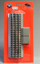 LIONEL FASTRACK PLUG N PLAY 3 POSITION TERMINAL STRAIGHT track o gauge 6-81314